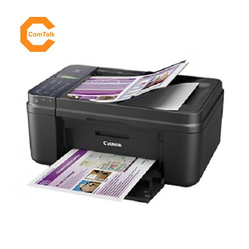 Canon PIXMA E480 Wireless All-In-One with Fax Printer