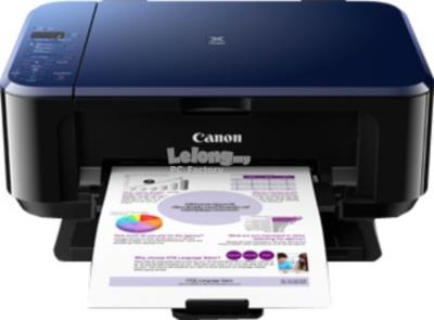 Canon PIXMA E510 3 in 1 Printer (PRINT | COPY | SCAN)
