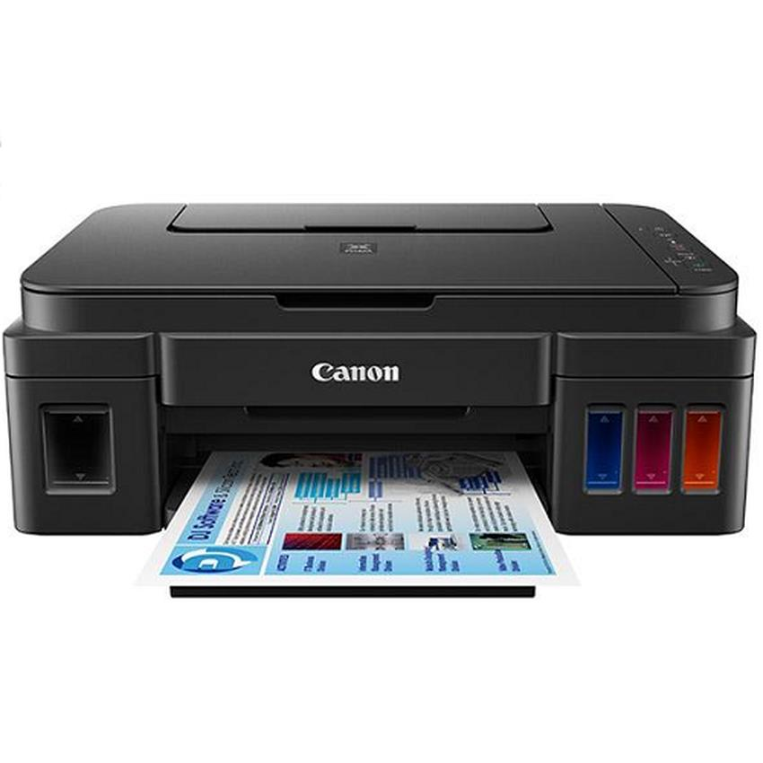 Canon Pixma G2000 Refillable Ink Tank All-In-One Printer