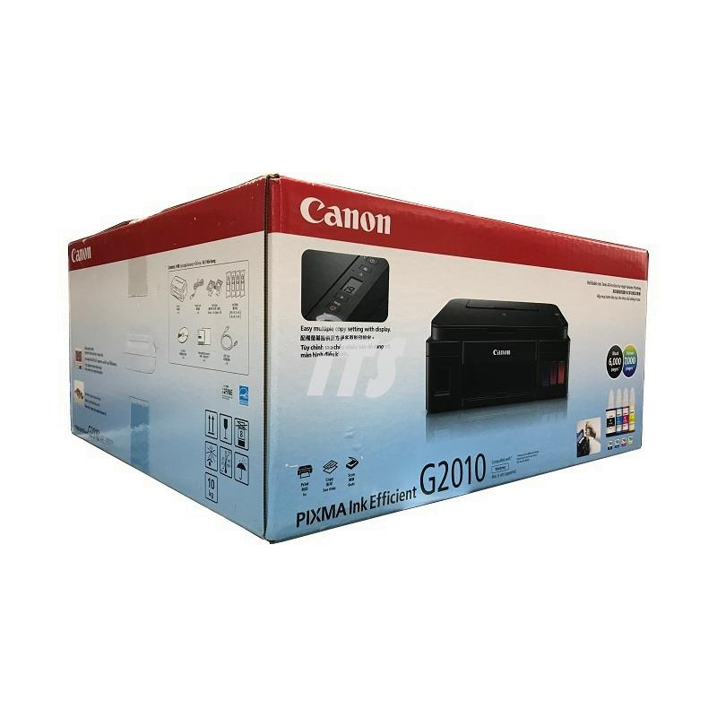 Canon PIXMA G2010 Ink Efficient 3-in-1 Printer