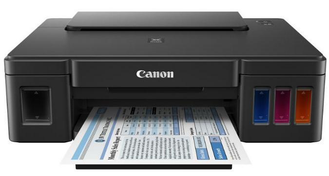 Canon Pixma G3000 Ink Tank 3in1 Wireless Printer