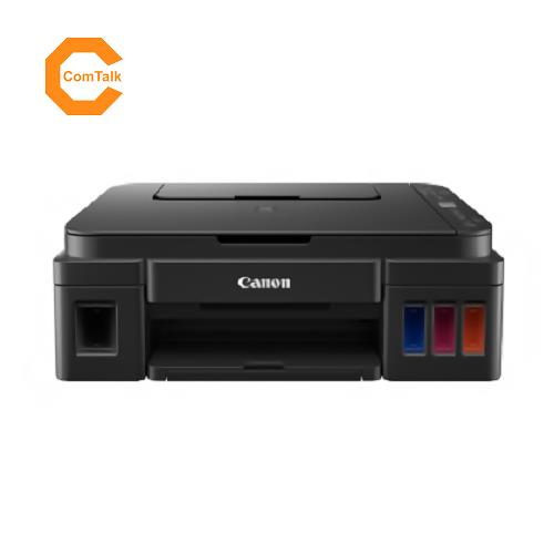 Canon PIXMA G3010 Refillable Ink Tank Wireless All-In-One Printer