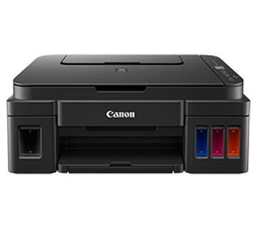 Canon PIXMA Inkjet Multifunction G2010 Print/Scan/Copy Color Printer