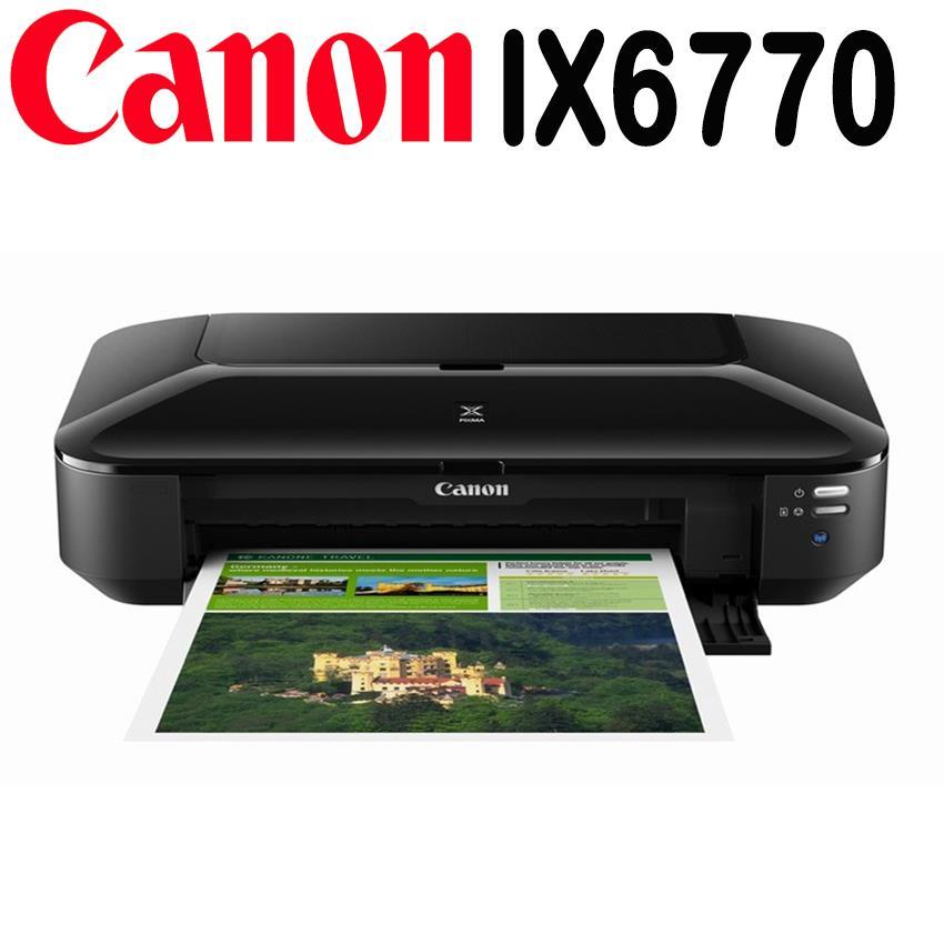Canon Pixma IX6770 Color Inkjet Pri End 4 18 2019 415 PM