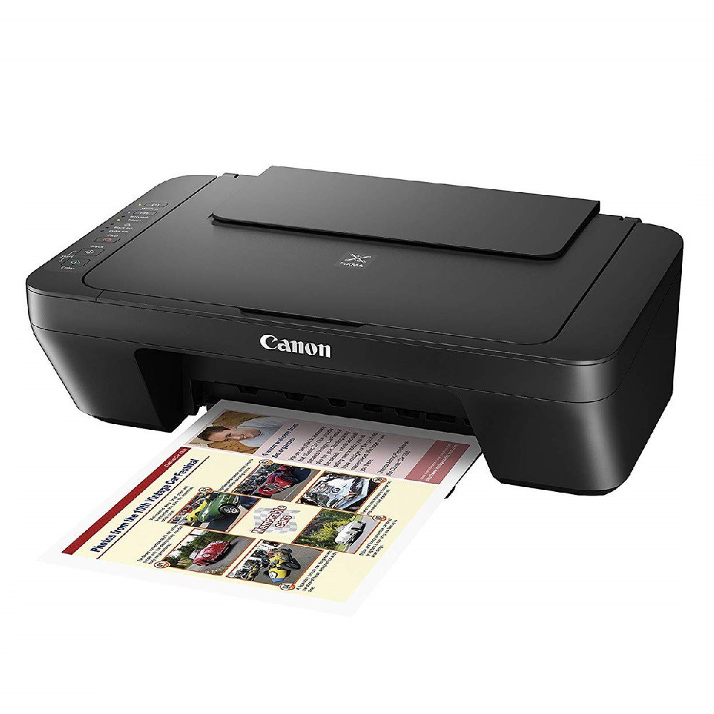Canon Pixma MG3070S All-In-One Low Cost Home Use Colour Printer Wireless Print