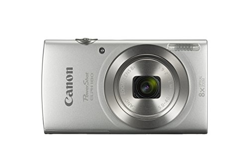 Canon PowerShot ELPH 180 Digital Camera w/ Image Stabilization and Smart AUTO