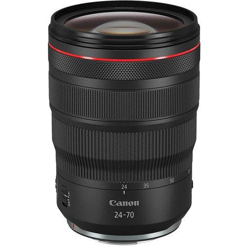 Canon RF 24-70mm f/2.8L IS USM Lens (MSIA)