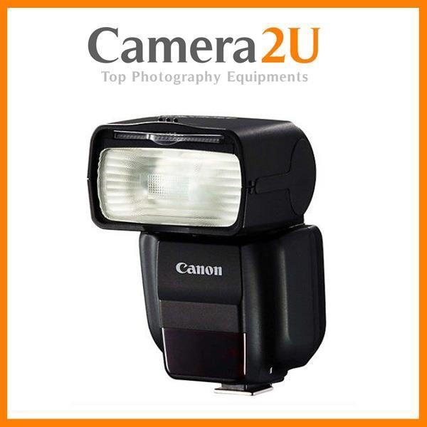 NEW Canon Speedlite 430EX III-RT Flash For Canon DSLR 430EXIIIRT