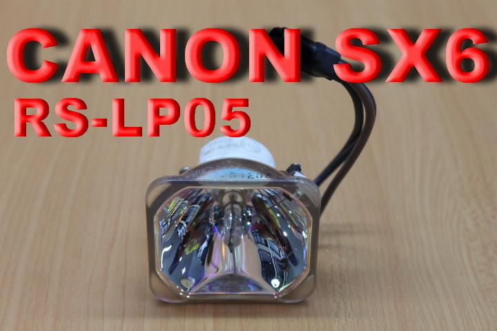 CANON SX6,RS-LP05 PROJECTOR LAMP ~NEW