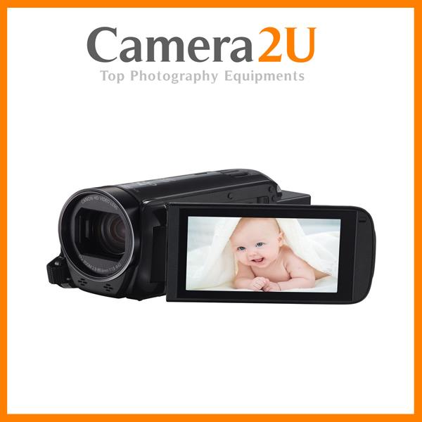 Canon VIXIA HF R700 Full HD Camcorder (Black) (Import)