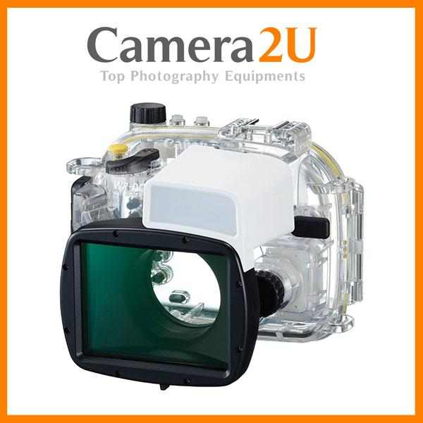 NEW Canon WP-DC53 Waterproof Case for PowerShot G1X Mark II