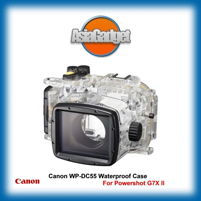 Canon WP-DC55 Waterproof Case (Powershot G7X ll)