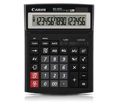 CANON WS-1610 16D Calculator