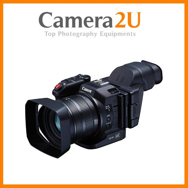 NEW Canon XC10 4K Professional Camcorder (Canon Malaysia)