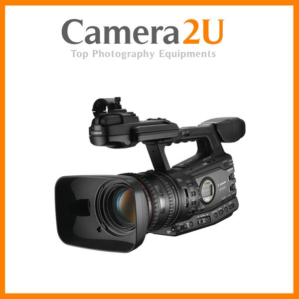 Canon XF 305 (PAL / NTSC) Video Camera Camcorder
