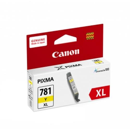Canon Yellow Dye Ink Tank 11.7ml (CLI-781XL)