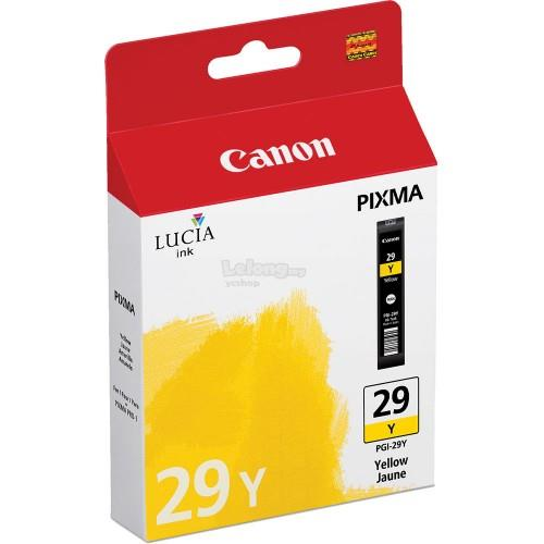 Canon Yellow ink tank (36ml) (PGI-29Y)