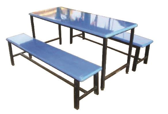 Amazing Canteen Table And Bench Fibreglass Ocoug Best Dining Table And Chair Ideas Images Ocougorg