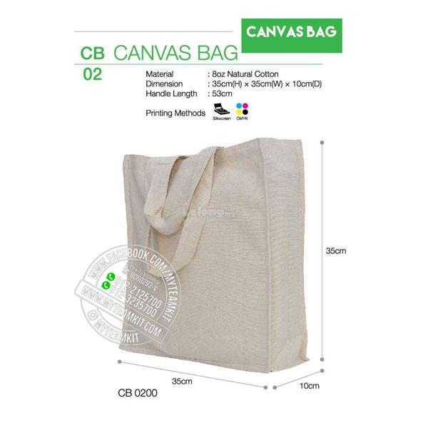 Canvas Bag CB02