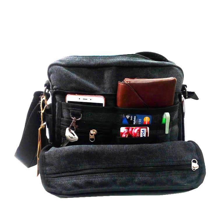 Canvas Messenger Bag   Sling Bag fo (end 2 19 2019 10 50 PM) 0000e3d9bf