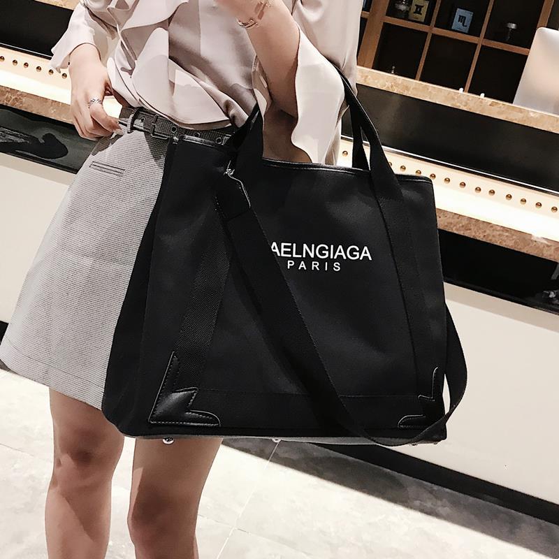 Canvas Women S Oversized Handbags Ping Bag Beach
