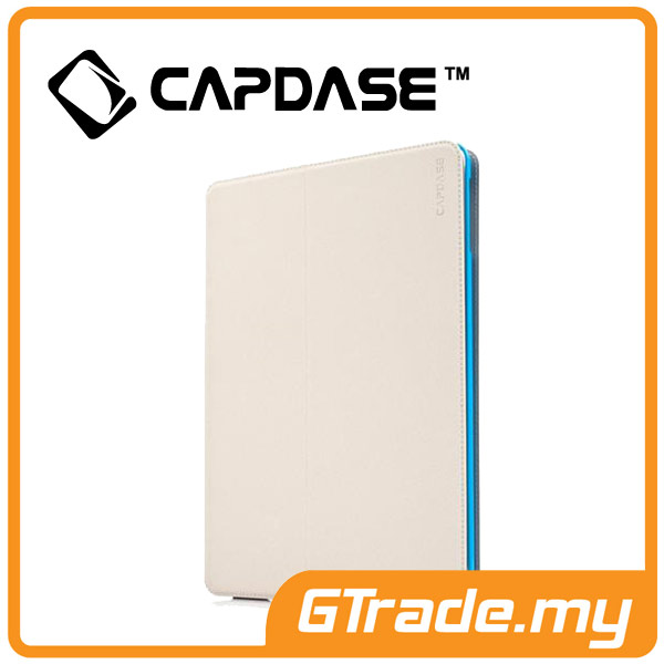 CAPDASE Folder Case Sider Baco | Apple iPad Air - White