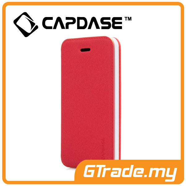 CAPDASE Folder Case Sider Baco | Apple iPhone 5C - Red