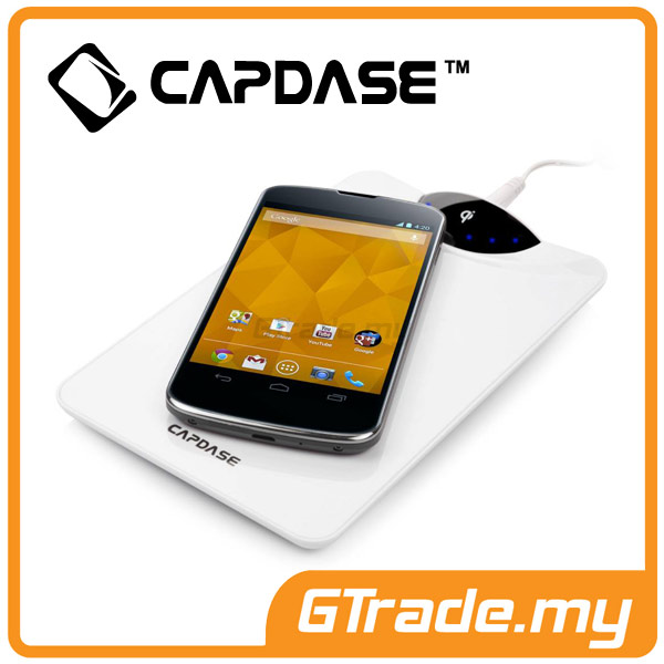 CAPDASE Q-Touch Wireless Charger | Nexus 4 Lumia 920 820 8X