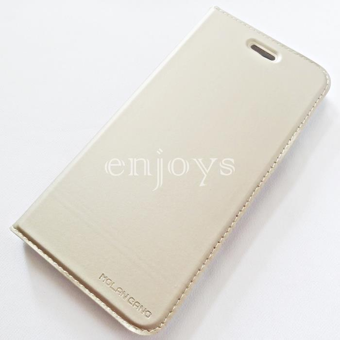 CAPSULE Molan Cano Soft Case Cover Apple iPhone 7 Plus (5.5) GOLD *XPD
