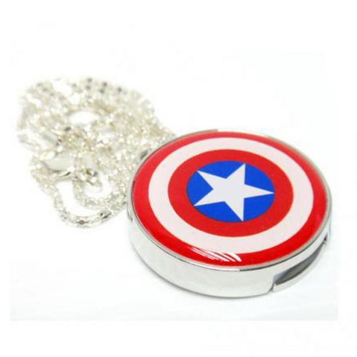 Captain America 8GB USB Flash Drive