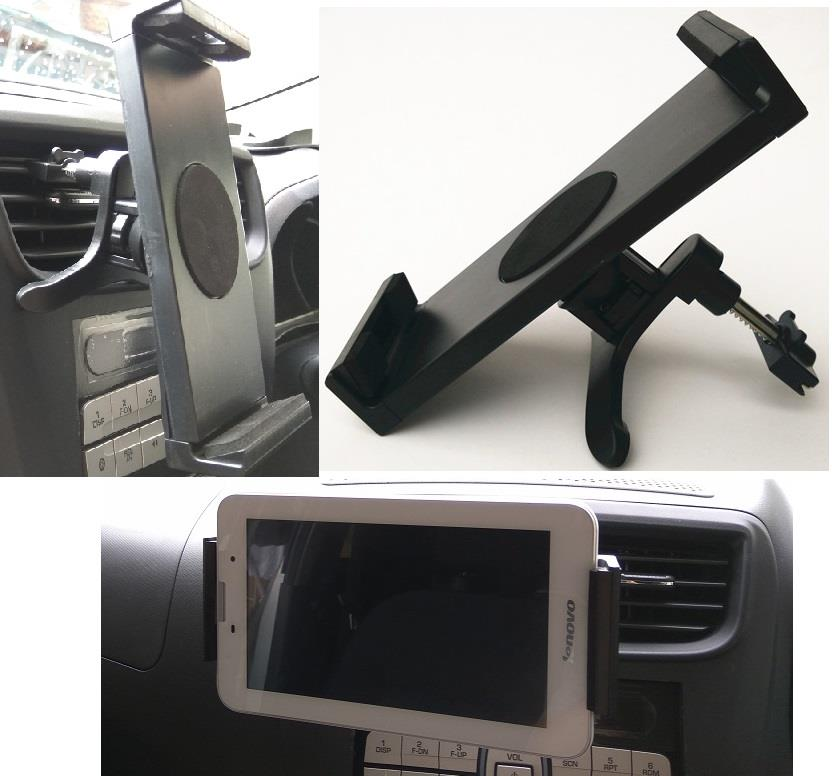Car Air cond Air Vent 2 in 1 mobile phone tablet ipad holder