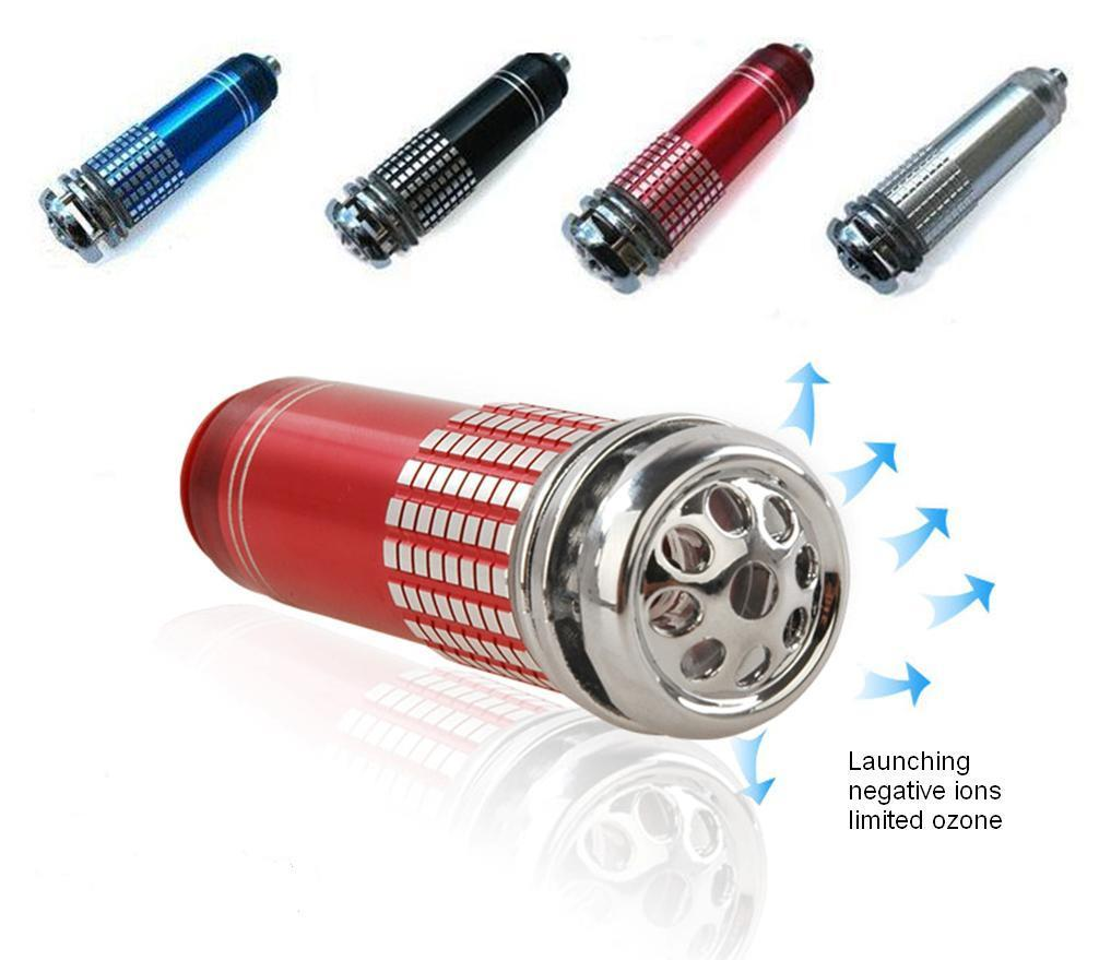 Car Air Purifier Ionizer, Cleaner, Freshener, Purify Air in your car!