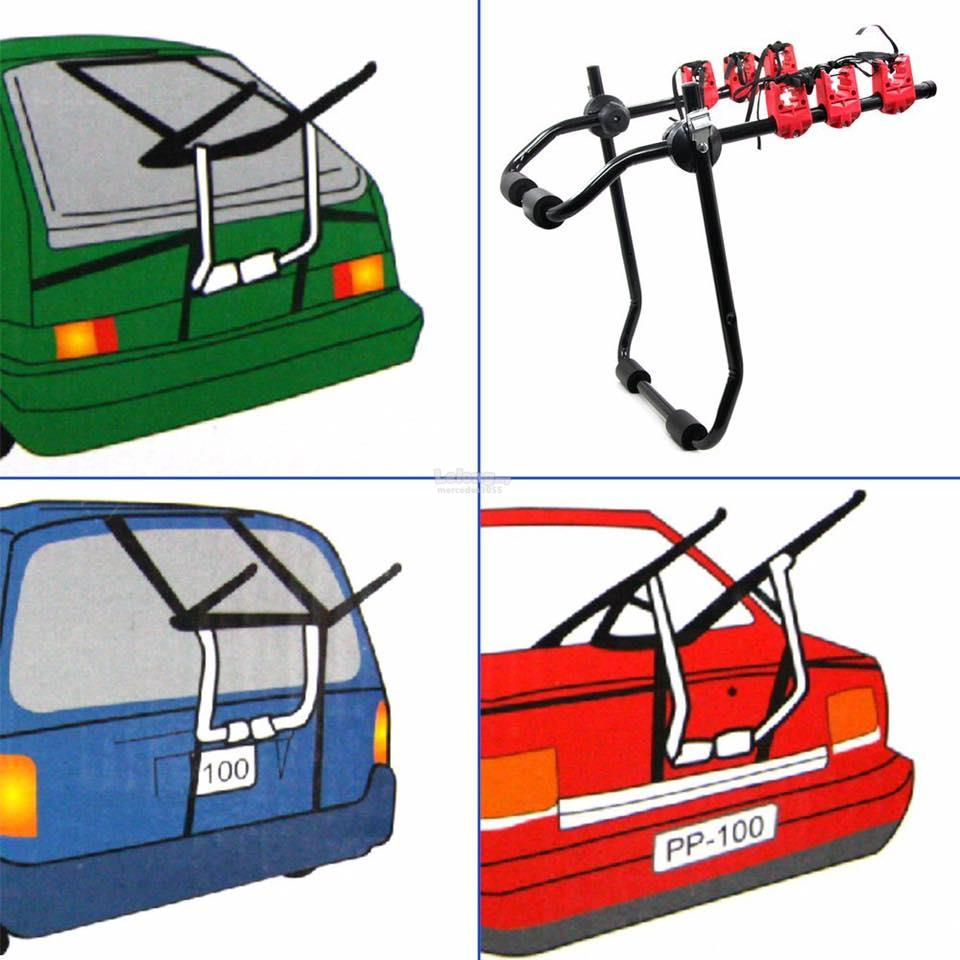 estate fitting universal cycle car bicycle saloon rack hatchback bike dp carrier
