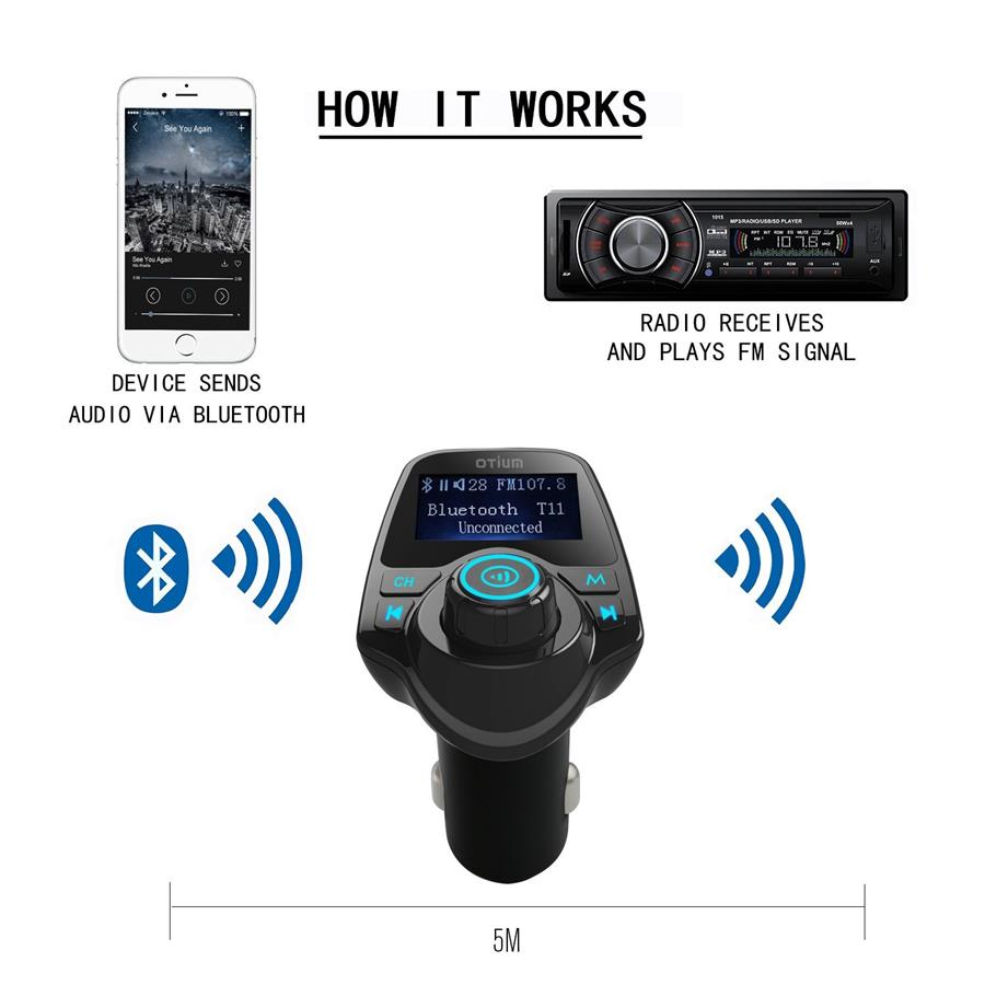 Best Hands Free Phone Bluetooth Car Adapter Review Bsttery