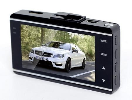 Car Camera For Long Distance Driving- 2 Memory Slots (WCR-22C).