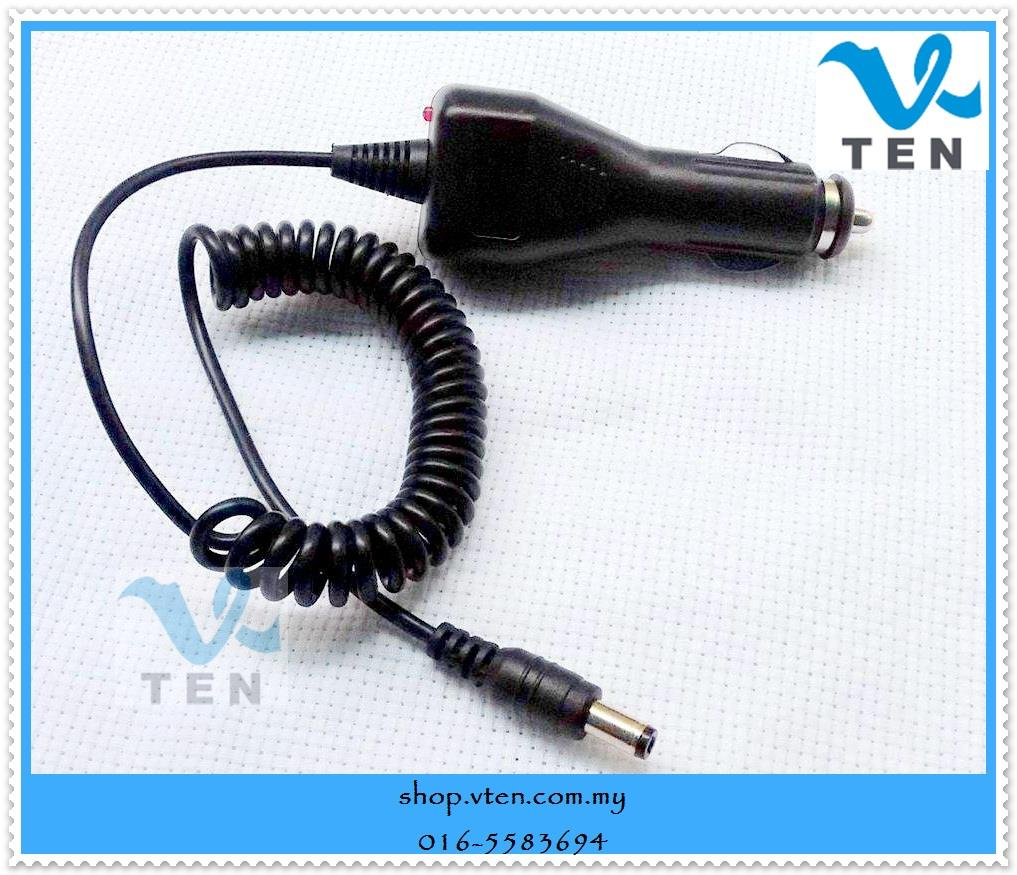 In Car Charger Cable for BAOFENG UV-5R UV-82/UV-5B Series WalkieTalkie