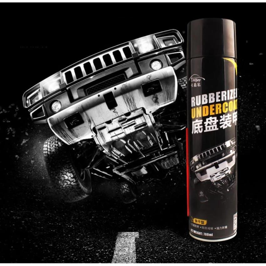 Car chassis armor self-spray type construction rust-proof paint chassi