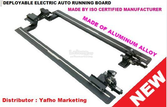Car Deployable Electric auto Running board Side step