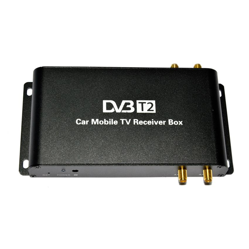 In Car Digital TV receiver for MYTV freeview - 4 antenna input