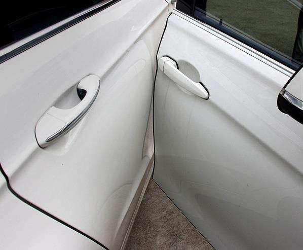 Car Door Edge Side Protection Anti Collision / Scratch Rubber Strip & Car Door Edge Side Protection Anti Co (end 1/9/2019 7:15 PM)