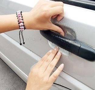 Car Door Handle Protection Films