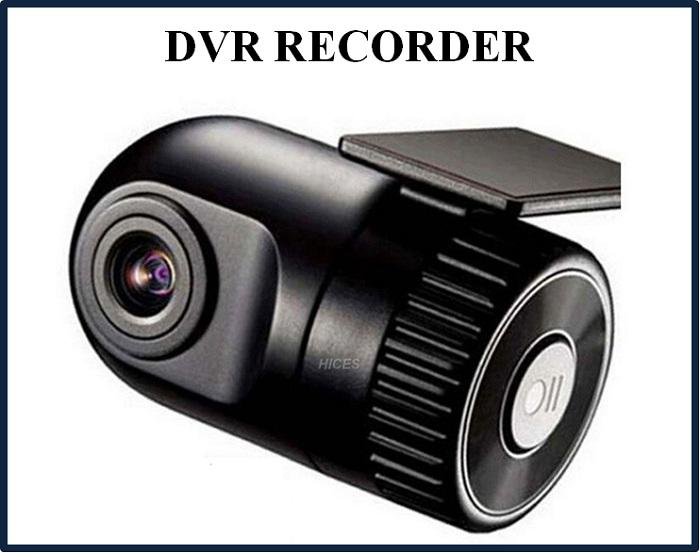 CAR DVR VIDEO RECORDER DISPLAY IN CAR PLAYER SCREEN, REVERSE MIRROR