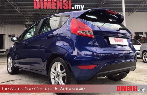 Used Car Ford Fiesta   Hatchback Tahun Dibuat  Can Full Loan