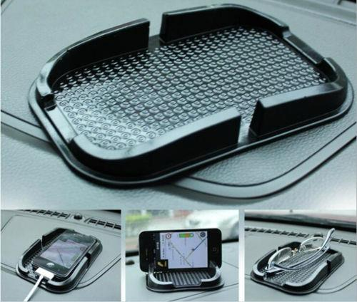 Car Multi-Functional Skidproof Mat+Mobile Phone Holder