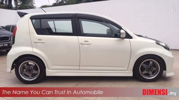 Used Car Perodua Myvi 1 3 Sx M 20 End 11 6 2017 10 45 Am