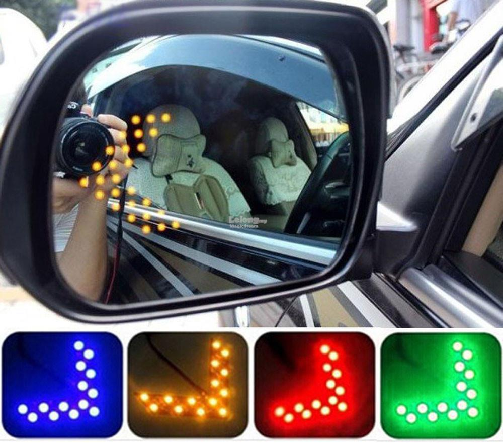 Car Rear View Mirror Indicator Turn Signal Light