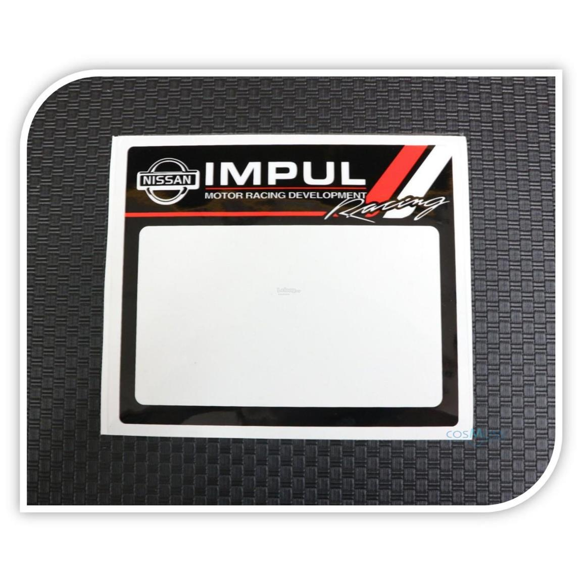 Car Road Tax Sticker IMPUL
