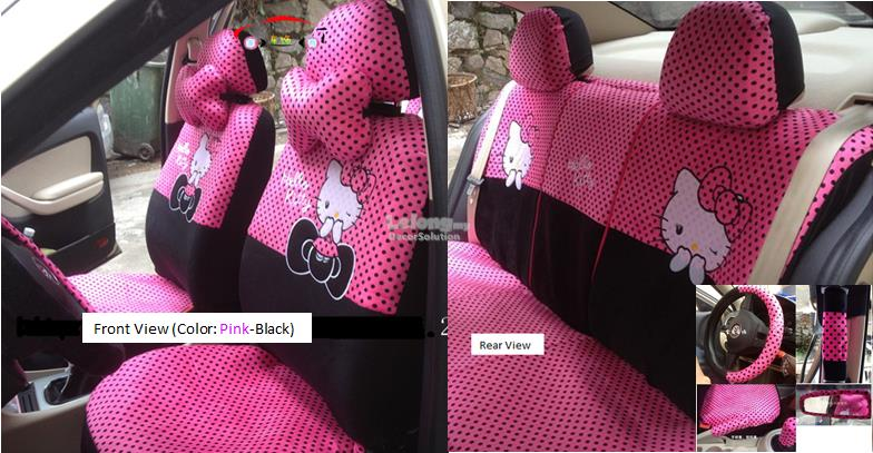 Car Seat Cover Hello Kitty Pink End 8132018 1115 Am