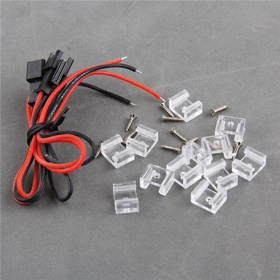 Car Sequential Switchback LED Strip Tube Light Car & Motorcycle