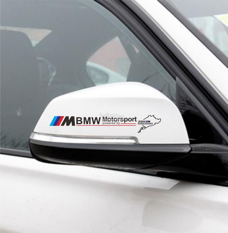 Car Sticker BMW Side View Mirror St (end 11/2/2017 11:15 AM